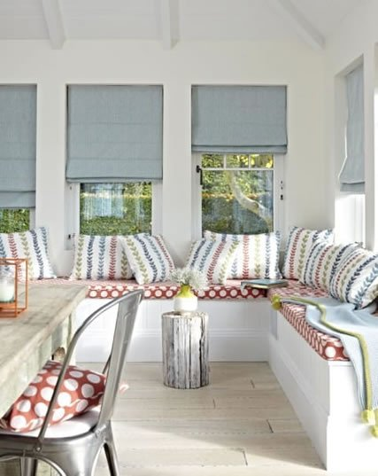 Curtains and Blinds Somerset - Weave & Wood Interiors