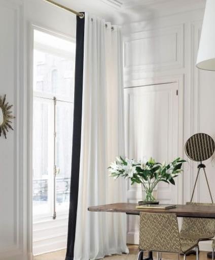 Curtain Design Somerset - Weave & Wood Interiors